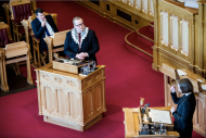 Technion Stortinget 1